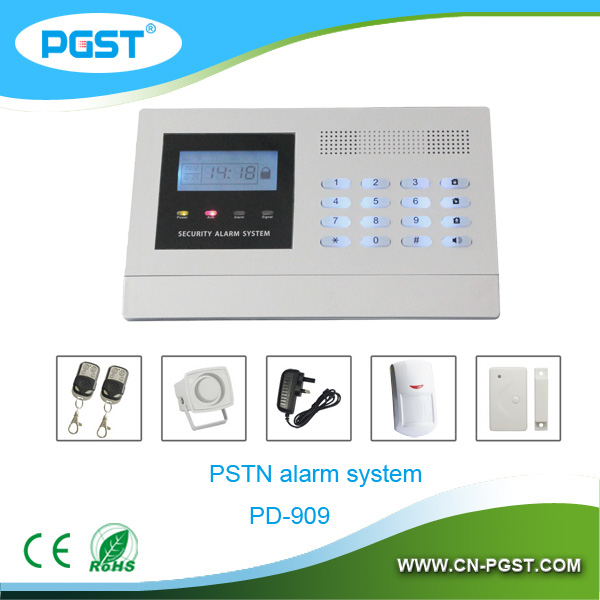 Biometric fingerprint access control system with cctv system PD-909, CE&ROHS