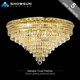 Made in China golden ceiling light for living room