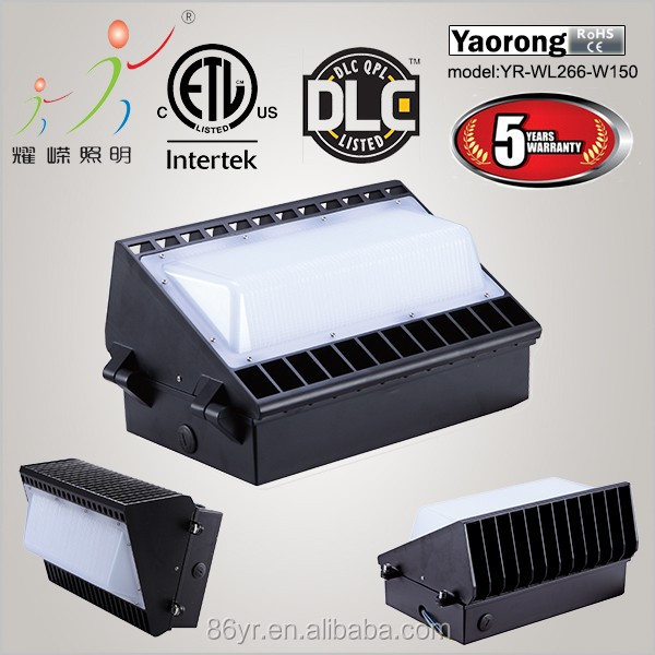 Yaorong Led Wall Pack Light Wall Pack Down Light Full Cut-off Wall ...