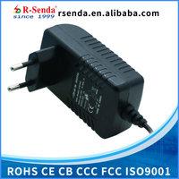 High value 12v Class 2 linear transformer ac dc adaptor