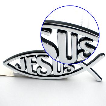 Abs Plastik Otomobil Badge Maker Araba Marka Isa Balık Logo Isimleri