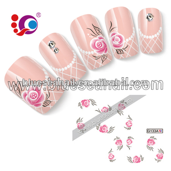 Bluesea Nail Art Factory Wholesale Sticker Nail Art Kit Box Buy