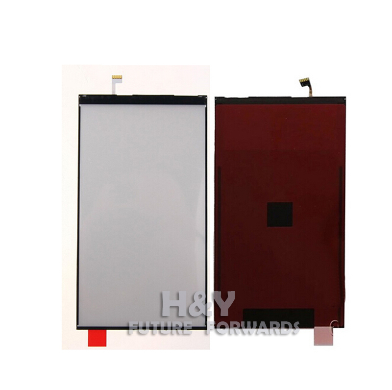 Free shipping HQ 30pcs/lot LCD Display Backlight For iphone 6 Plus 5.5 inch LCD Display Backlight Film Back Light Replacement
