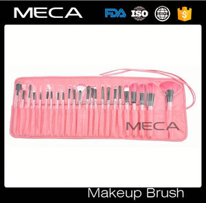 makeup brush set 24piece what are the best makeup brushes 24 pink professional makeup brush