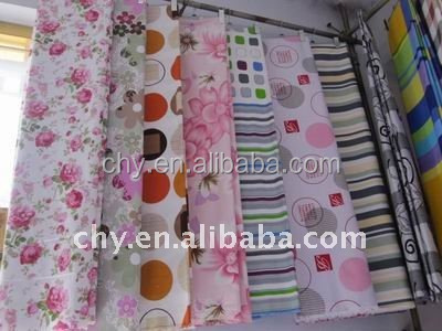 CVC 50/50 40*40 110*90 Cotton Fabric For Bed Cover Fabric