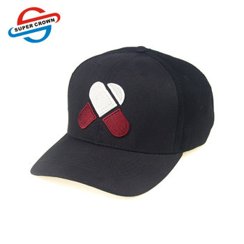 8b28fc0a2d1be Super Crown Guangzhou Factory Oem Odm 6 Panel Custom Embroidered Dad ...