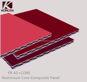 PVDF/PE Coated Alucobond Price/Exterior Wall Aluminum Composite Panels