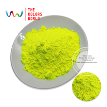 TCYG-610  Yellow   neon Colors Fluorescent Neon  Pigment Powder for Nail Polish&Painting&Printing 1 lot= 50g