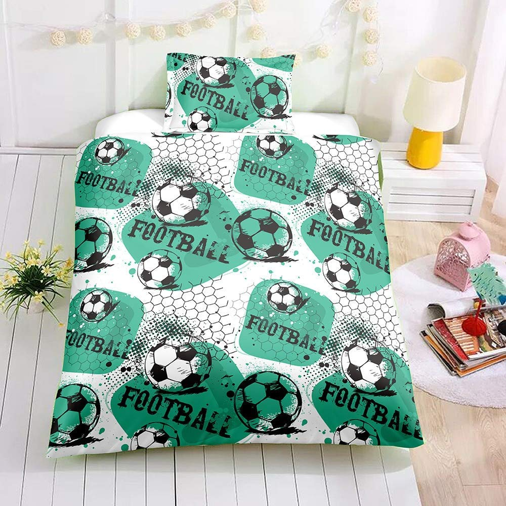 1-Set - Kids Bedding Set 3D, Children Bed - Duvet Cover Sets with Pillowcases, Home Bedding Quilt Cover,Home Textile,Bedclothes,Fashion Bed Set - for Boys, Girls,Kids,Children - Bedding Sets Twin