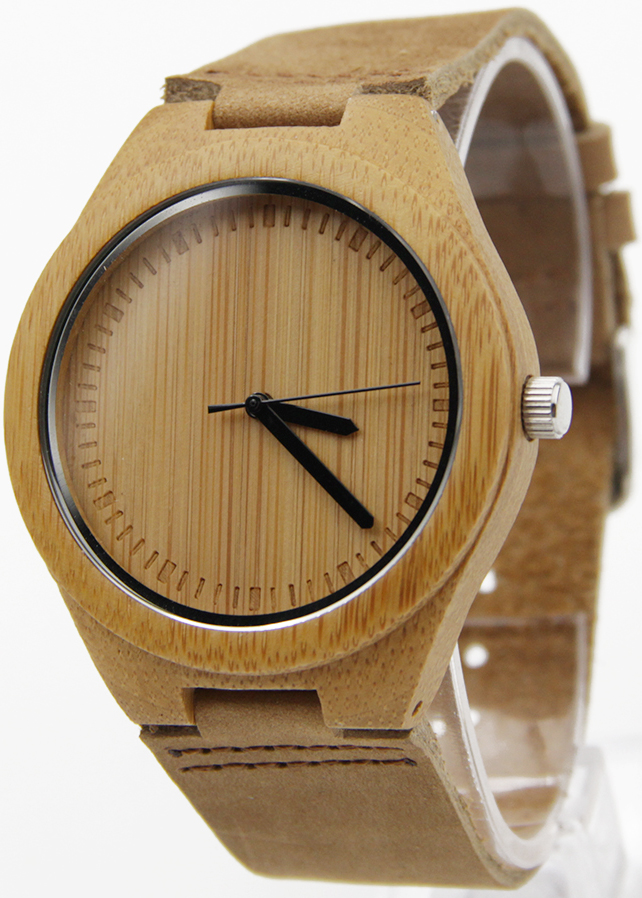 wholesale men watches square-shaped wooden watch japan movt analog,