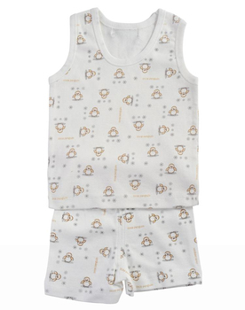 Baby Clothes Set Vestbaby Wear Newborn Baby Clothing Baby Outfit
