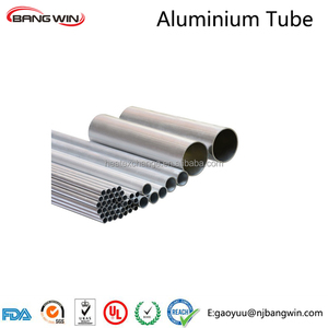 TOP1 6mm aluminium tube by bang win