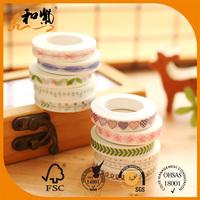 stationery celeste color washi tape