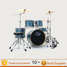 5 stück high-grade lack jazz drum set