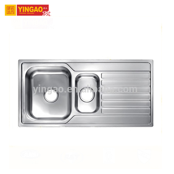 Wholesale Double Bowl stainless steel sink