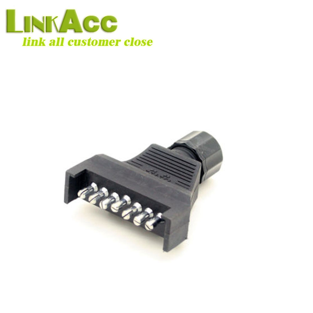 Unusual 7 Pin Flat Trailer Connector Contemporary - Wiring Diagram ...
