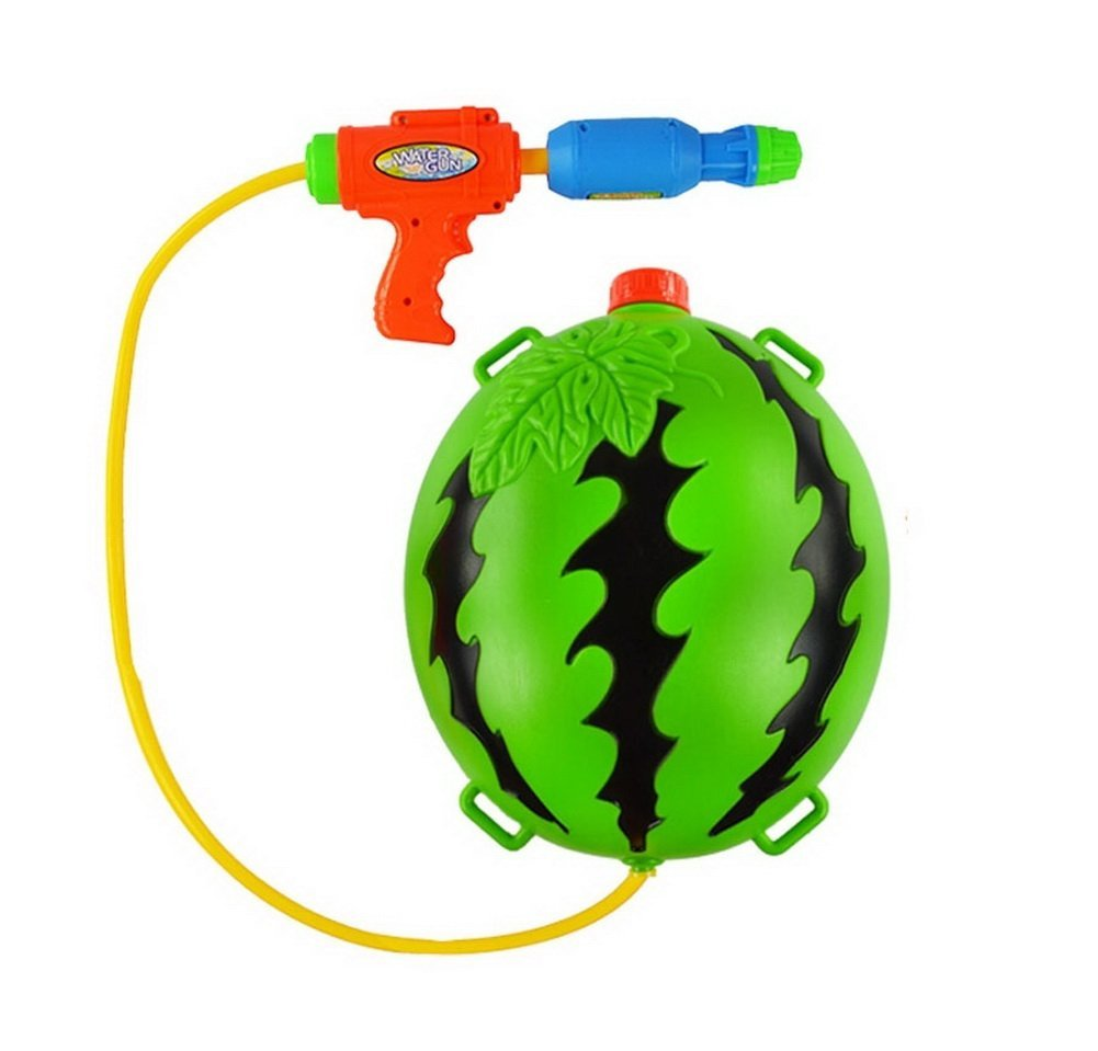 Unique Water Blaster Large Watermelon Backpack Water Gun for Kids