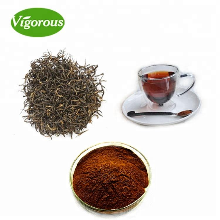 Non-Allergen water soluble black tea extract powder - 4uTea   4uTea.com