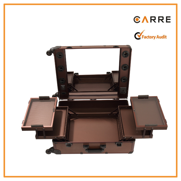 Lovely Aluminum Makeup Case With Legs, Aluminum Makeup Case With Legs Suppliers  And Manufacturers At Alibaba.com