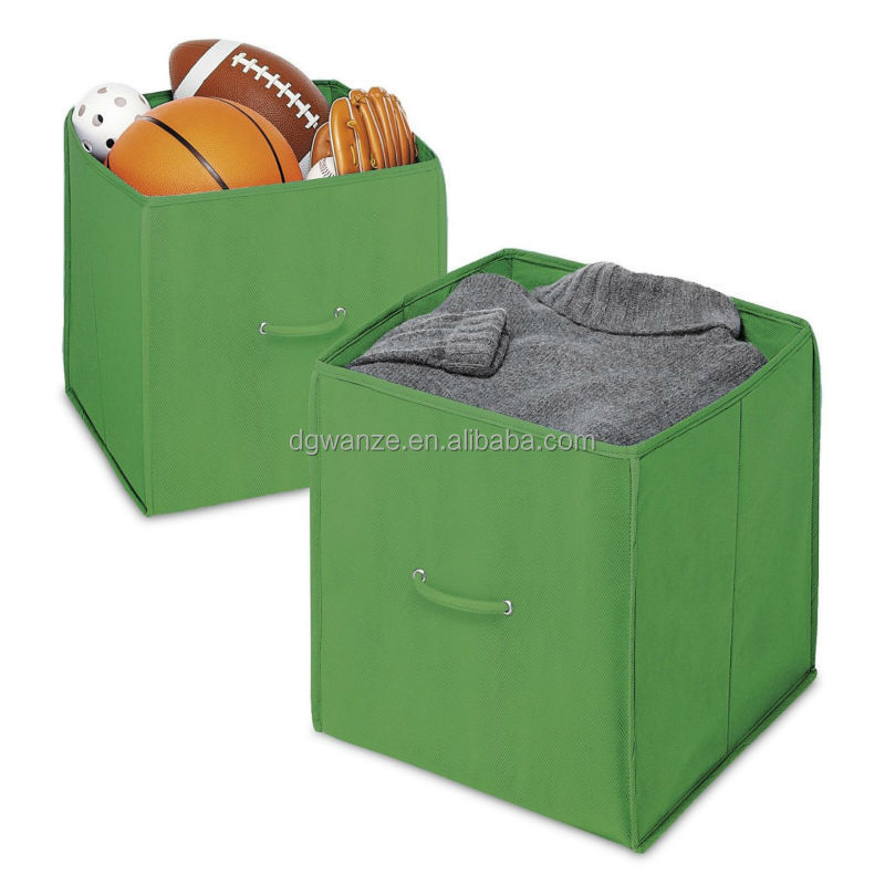 Manufacturer wholesale paper folding storage box