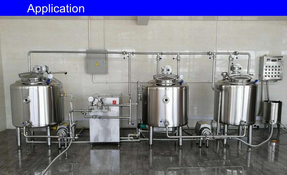Сертифицированная CE ежедневная химическая смешивающая машина для жидкого мыла