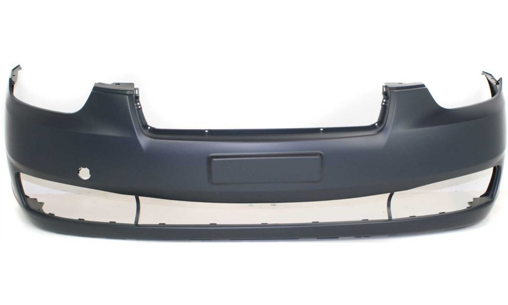 New Evan-Fischer EVA17872024695 Front BUMPER COVER Primed for 2006-2011 Hyundai Accent