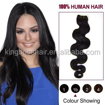 Wholesale new top quality virgin brazilian hair extesnion