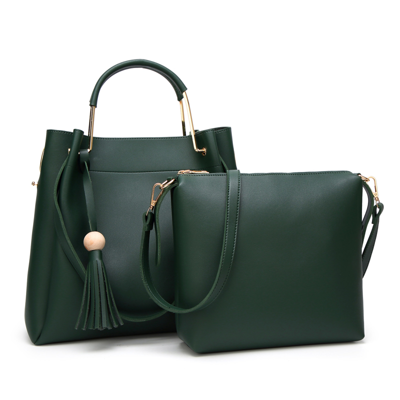 Fashion manufacturer price pu leather hand bags for ladies