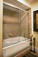 tub shower door PC02 Foshan