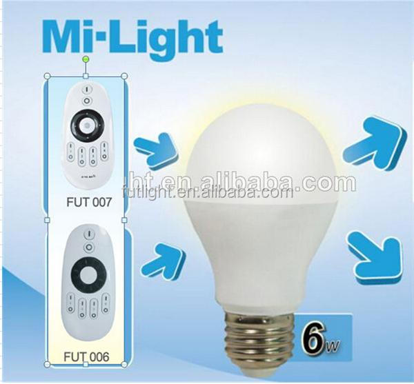 wifi color changing 24g rf dimmable e11 led light bulb popular in europe