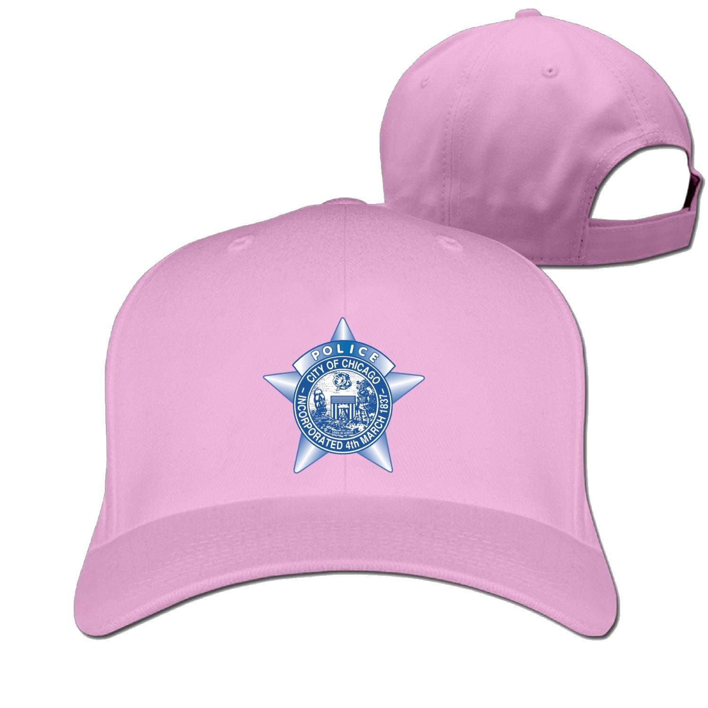 027781798ca16 Adult Chicago Police Department Sta logo Baseball Hat Sun Visor Cap (6  colours)