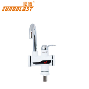 Best quality convenient instant hot water tap electric faucet with dry heating protection