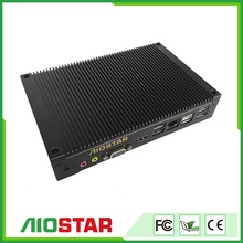 J1900 fanless industrial computer with WIFI