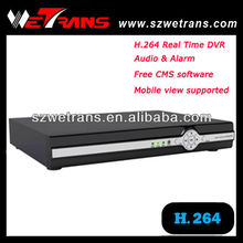 Wetrans red en tiempo real 264 h grabador de vídeo digital, Mini dvr grabador de cámara 8