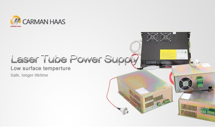 80w/100W Co2 Laser Power Supply for laser tube and laser machine