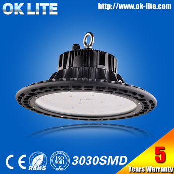 Led Shop Light Industrial Lamp High Power Ufo Bay