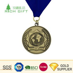 High quality custom metal zinc alloy embossed 3D enamel masonic medals for  souvenir