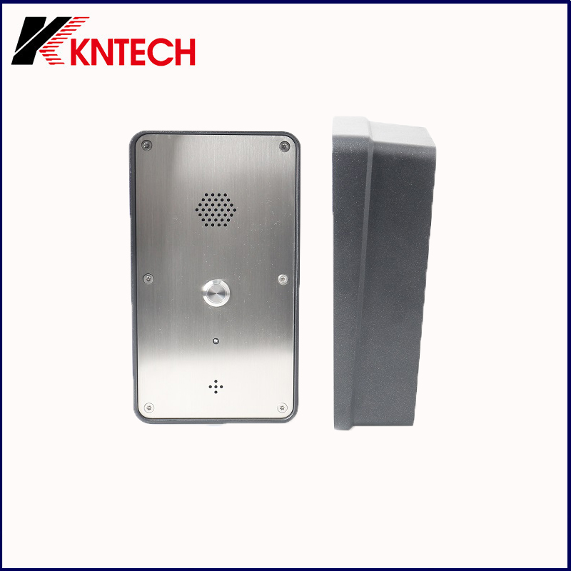 2017 hot selling video door phone intercom KNZD-45 system telephone sos button