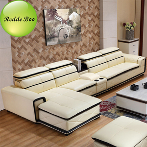 Home furniture a big corner sofa Modern design new style Living room sofa