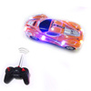 New play games mini rc racing car with light