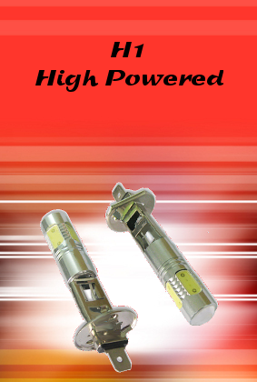 H1 High Powered LED Auto Bulb