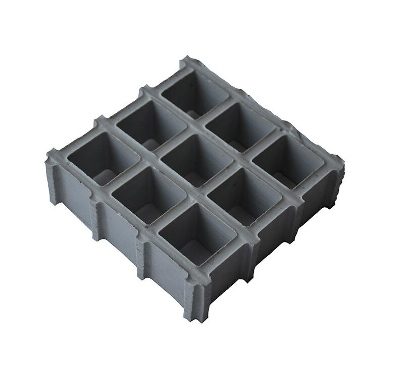 fiberglass frp grp molded/pultruded grating moulded