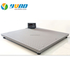 Heavy duty floor platform weighing scale weight 1000kg