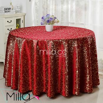 Red damask table cover Christmas table cloth & Red Damask Table Cover Christmas Table Cloth - Buy Africa Damask ...