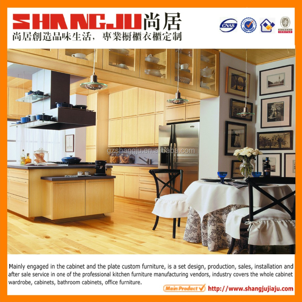 White Pvc Laminate Kitchen Cabinet Door By Factory Price - Buy ...