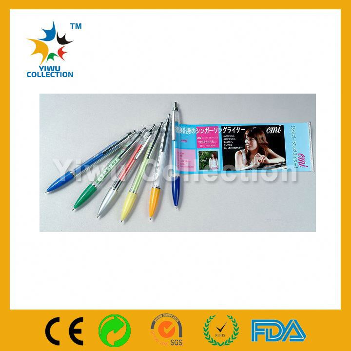 pen promotional,metal roller pen,flying banner