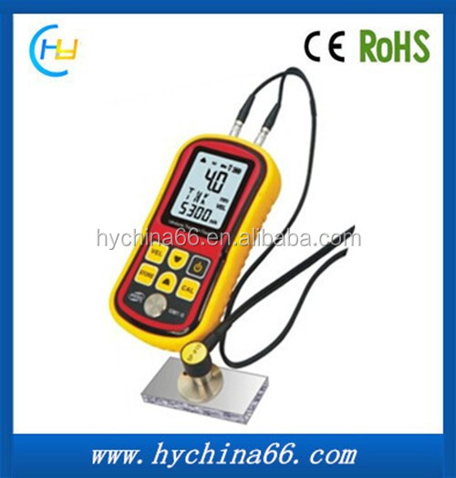whosale GM100 Hand Ultrasonic Coating Thickness Meter