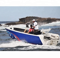 6.85m(22.5ft) Aluminum Centre Console Fishing Boat/Yacht