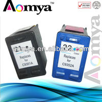 Remanufacture ink cartridge for HP21 22 ink cartridge