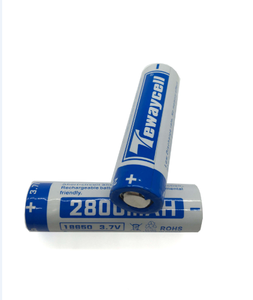 China supplier 3600mAh 2s1p 18650 lithium ion battery